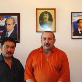 ФОТО: Делегация Киргизии в Осетии 12-14.08.2008