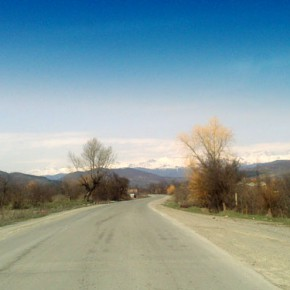 ФОТО: Виды Транскавказской магистрали - 3/3