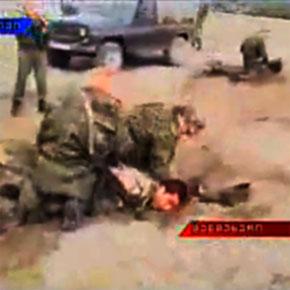 ВИДЕО: Наши солдаты в Южной Осетии гоняют грузинских оккупантов