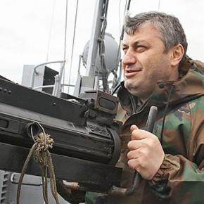 Выступление экс-президента Южной Осетии Эдуарда Кокойты на VIII Международном съезде осетинского народа 31 октября 2014 г.