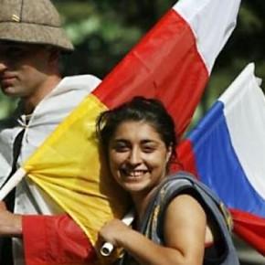 """""""Кавказская политика"""" :: Все партии Южной Осетии выступают за сближение и единство с Россией"""
