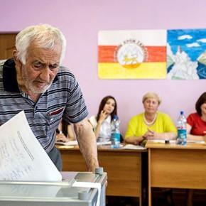 Осетины проголосовали за Россию. Парламент Южной Осетии выступает за вхождение в состав РФ