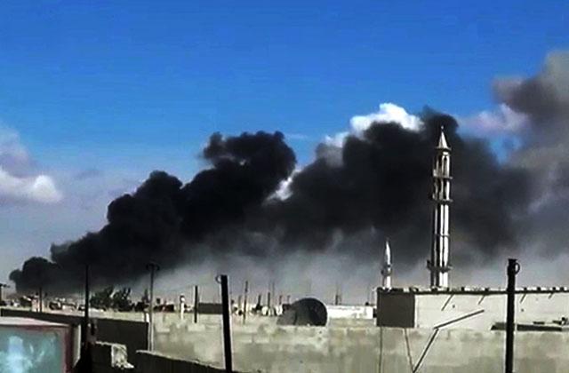 Решение начать операцию в Сирии было вынужденным