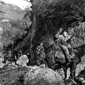 ФОТО. Осетинские партизаны-антифашисты, 1942 год